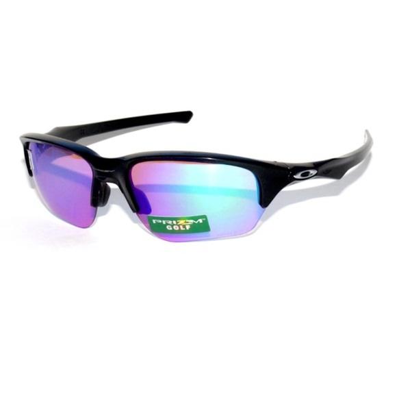 ac44dddda6 Oakley Flakbeta Golf Oo9363-0464 Black Sunglasses